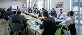 מכון חרוב מכשיר את רבני אירופה לשמירה על הקהילה