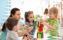 מכון חרוב - השתלמות לארגונים העובדים עם ילדים בגיל הרך